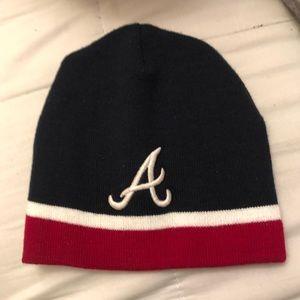 Atlanta Braves Baseball Beanie